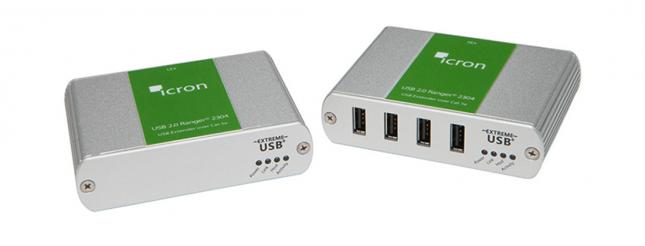 Guntermann und Drunck USB-Extender über Cat