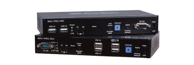 Raritan RAV-IPDS ENC/DEC