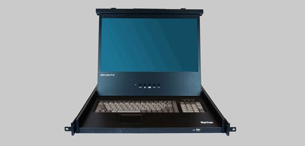 Raritan MasterConsole MCD LED 17108