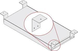 Table-Mount-Set Typ 1
