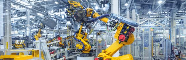 Lösungen für Industrie, Automation und Digitale Signale
