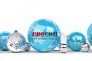 Procom GmbH Weihnachten
