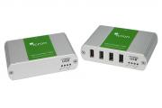Guntermann und Drunck USB-Extender über LWL