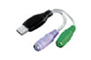 Procom Adapter USB auf PS2