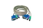 Procom Kabel KVM-Kabel VGA, PS2