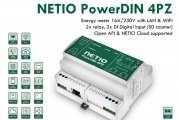 NETIO PowerDIN 4PZ